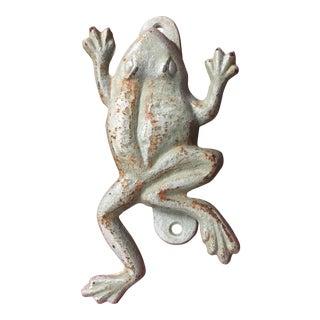 Metal Frog Door Knocker