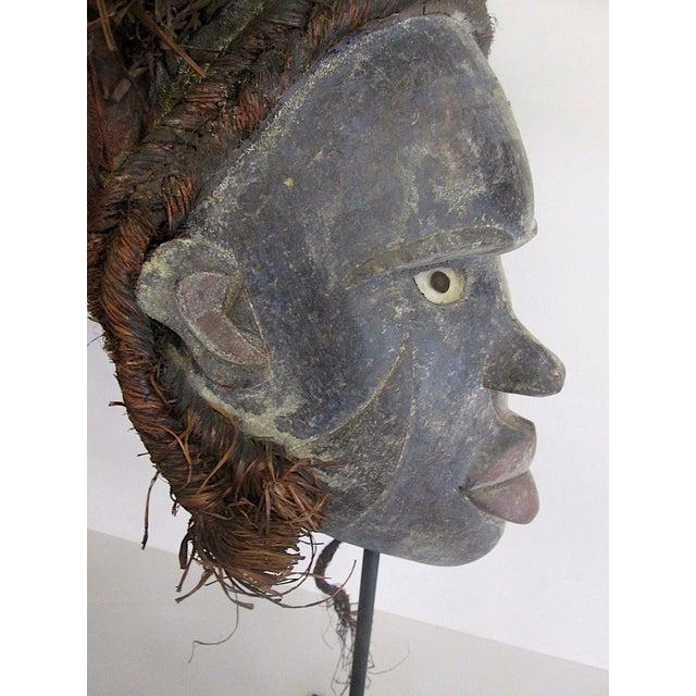 Antique Punu African Tribal Mask - Image 4 of 10
