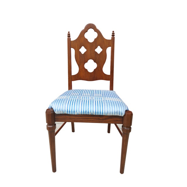 Neoclassical & Gothic Dinning Chairs - Set of 6 - Image 1 of 5