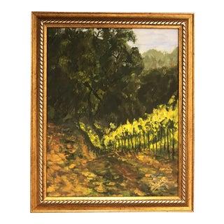 Virginia Vines Painting