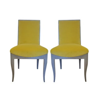 Hickory Chair Co. LeeLee Chairs - A Pair