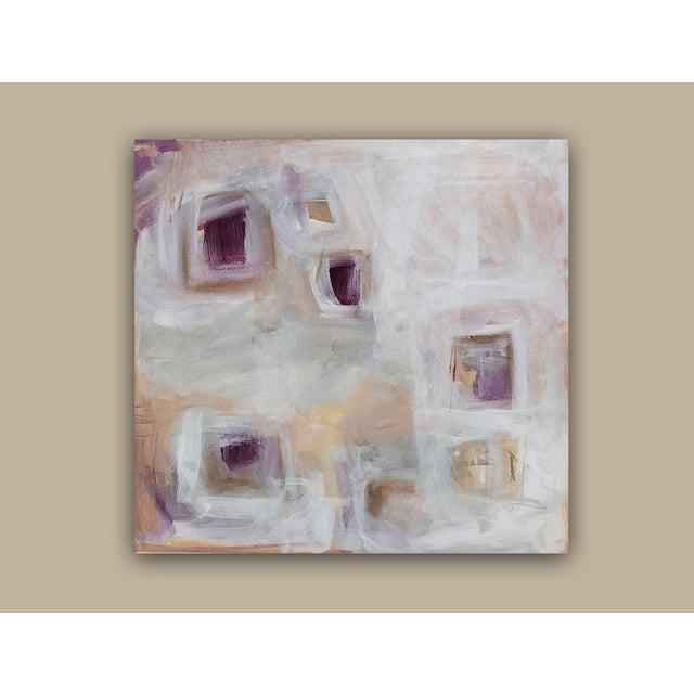 'Plum Pudding' Original Painting by Linnea Heide - Image 3 of 8
