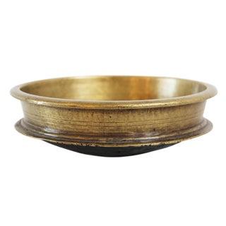 Vintage Bronze Urli Bowl