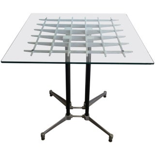 Robert Josten Grid Dining Table