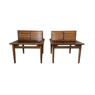 Merton Gershun End Tables - A Pair
