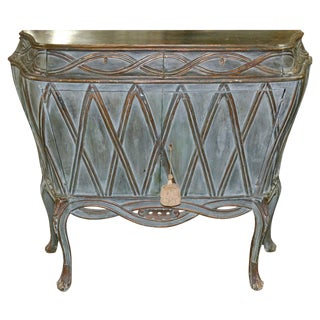 19th C. Italian Painted Commode
