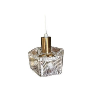 Carl Fagerlund Orrefors Pendant Lamp