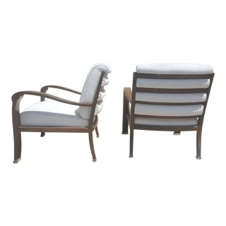 Sally Sirken Lewis Armchairs - A Pair