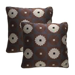 Maharam Mikado Pillows - A Pair