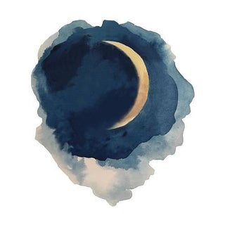 Moon Series- Waxing Crescent