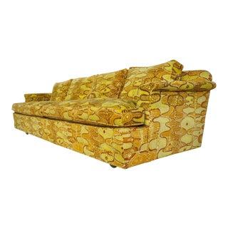 Dunbar Sofa by Edward Wormley in Jack Lenor Larsen Velvet