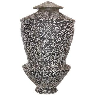 Large Ceramic Vessel by Skeff Thomas
