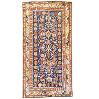 Amazing 19th Century Shirvan Rug