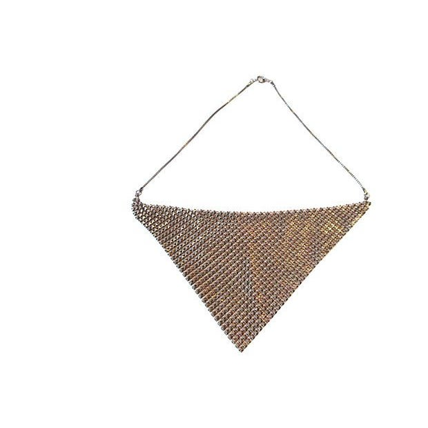 Chainmail Bib Necklace - Image 3 of 4