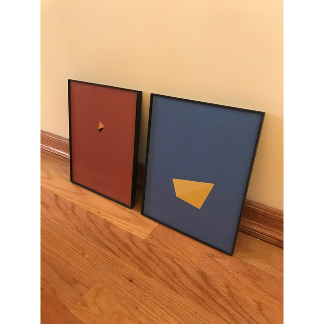 Minimal Abstract Prints of the Solar System - Set of 9 - Image 4 of 10