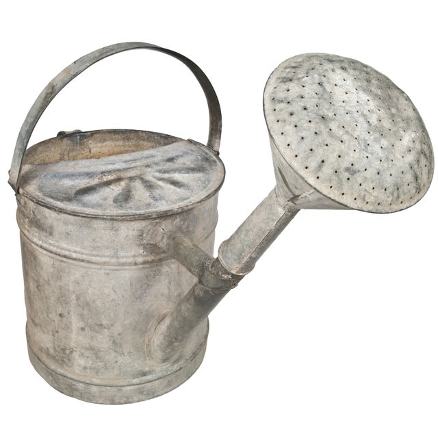 French Zinc Watering Can - Image 3 of 4