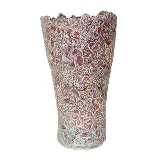Scandinavian Handmade Vase