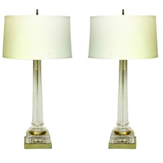 Pair of Chapman Lamps