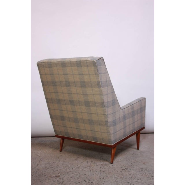 Milo Baughman for James Inc. 'King' Chair - Image 6 of 8