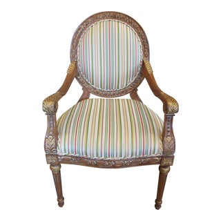 Louis XVI Accent Chair