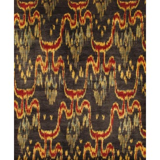 Pasargad Ikat Wool Rug - 9′ × 12′