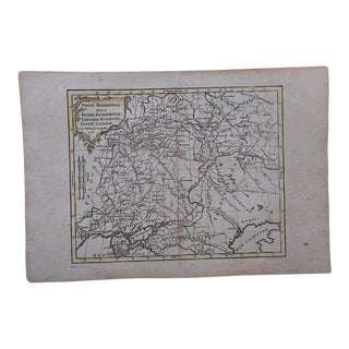 18th C. Antique Map-Russia & Tartary