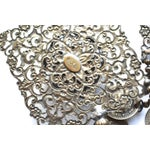 Image of 1960s Kenneth Jay Lane Coin Belt