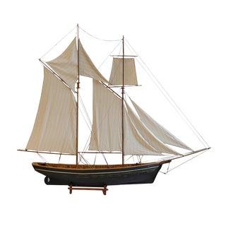 Early 20th c. Monumental Ship Model c. 1940