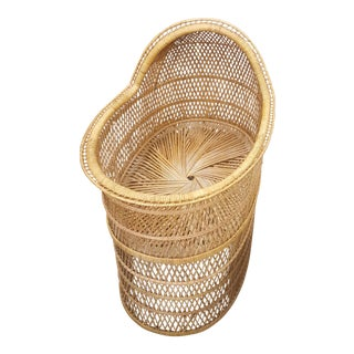 Wicker/Rattan Baby Bassinet
