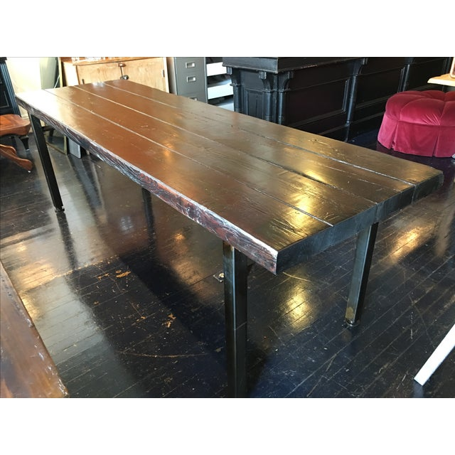 Urbane Plank Table - Image 2 of 6