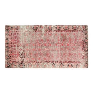Antique Khotan Rug - 4'3″ x 8'4″