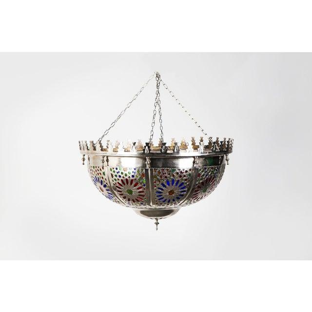 Boho Zehroun Metallic Lamp - Image 2 of 5