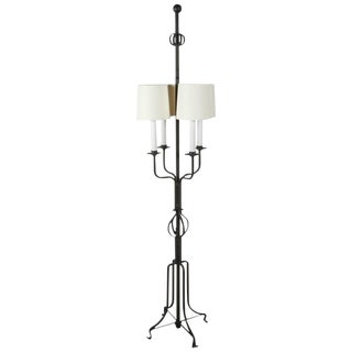 Tommi Parzinger Iron Floor Lamp