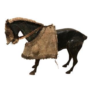 C. 1900-1920 Folk Art Horse Toy