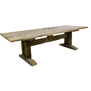 Live Edge Farm Table