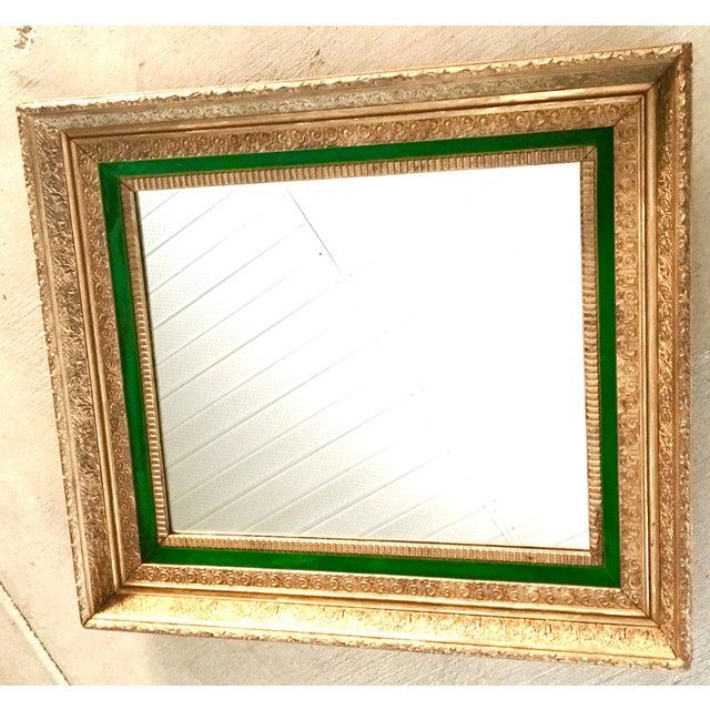 Antique Gilt Wood & Gesso Framed Mirror - Image 2 of 5