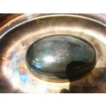 Image of American Silverplate Teapot w/ Stand & Burner