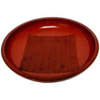 Japanese Lacquered Sushi Bowl