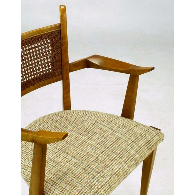 Set Six Edmond Spence Swedish Dining Chairs - Image 8 of 10