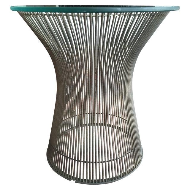 Image of Warren Platner Side Table