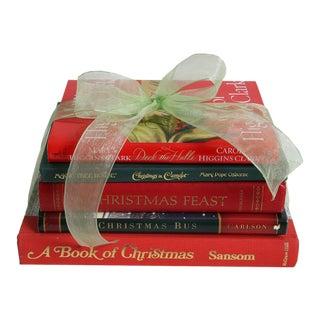 Christmas Book Gift Set, S/5