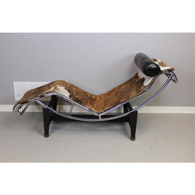 Image of Cassina Le Corbusier C4 Lounger