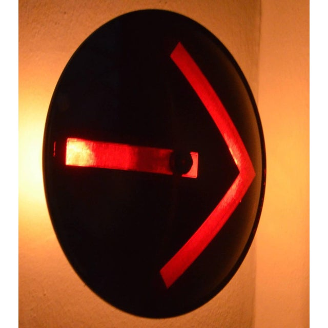 Traffic Signal Light Wall Sconce - Image 2 of 10