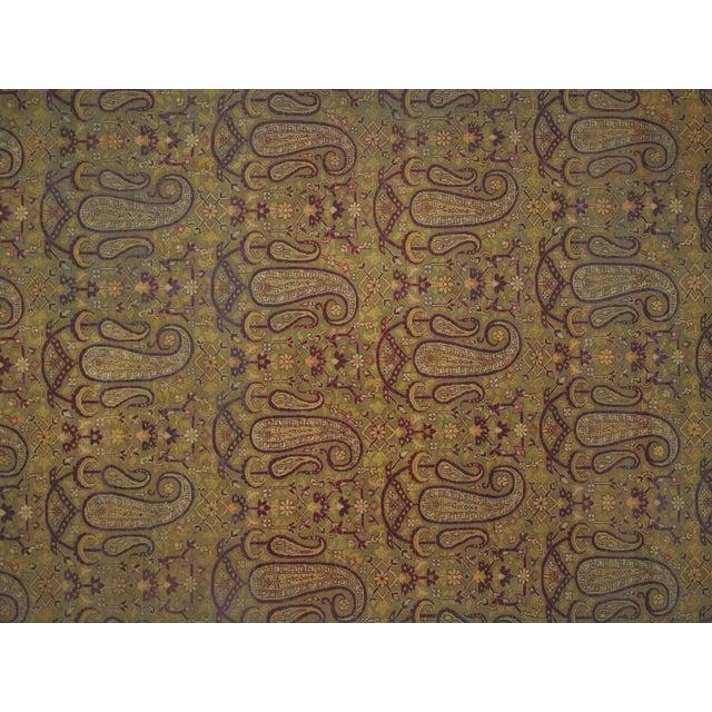 Leon Banilivi Antique Amritzar Carpet - 9' X 12' - Image 4 of 5