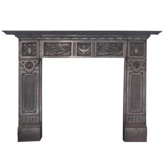 Cast Iron Fireplace Surround