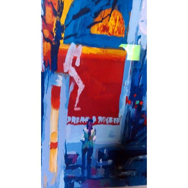 """Nicola Simbari """"Paris at Dusk"""" Serigraph - Image 4 of 9"""