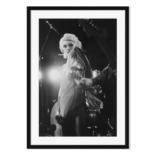"""Blondie"" Framed Photography by Hulton Archive"