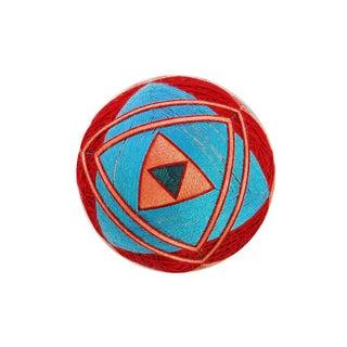 Temari Ball Southwestern Style Ornament