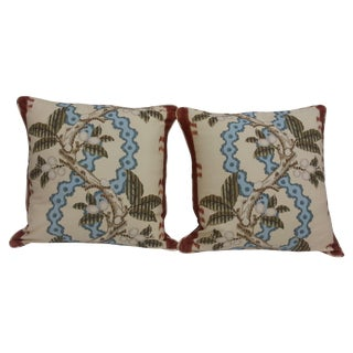 Brunschwig & Fils Pillows - A Pair