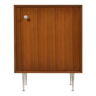 George Nelson Walnut Cabinet by Herman Miller
